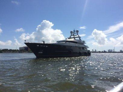 Miami Channel Sandbar